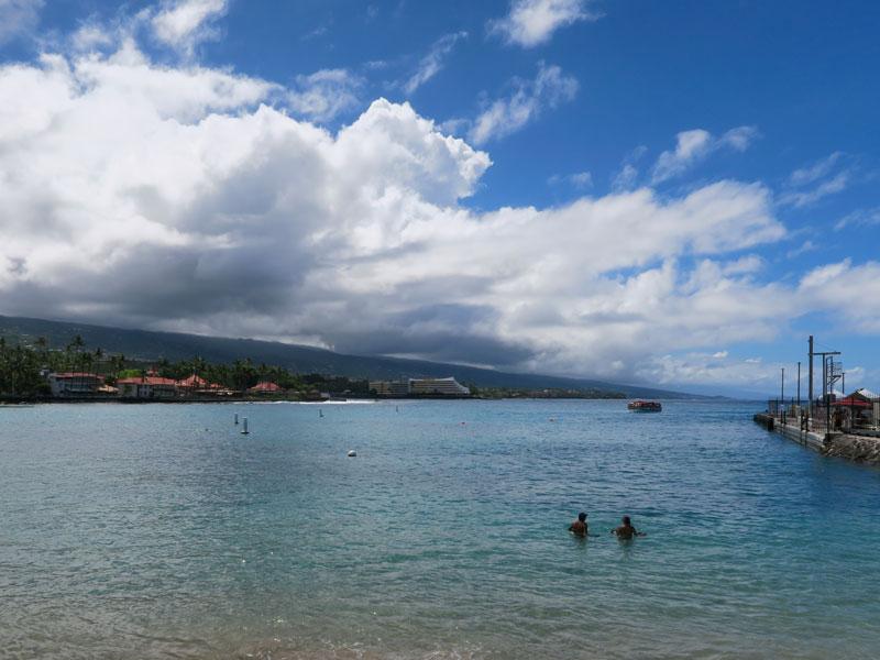 ハワイ島観光の計画に役立った無料の電子ガイドブック