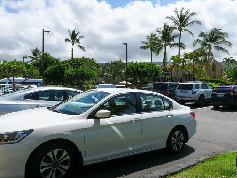 ハワイ島旅行でカーナビにGoogleマップを使う時に準備してよかったこと