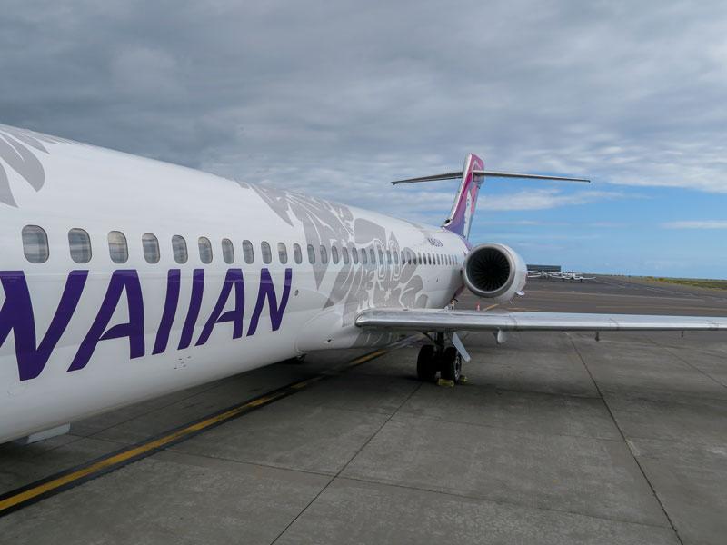 日本の空港でハワイアン航空のチェックイン時に印刷しておいて良かったもの