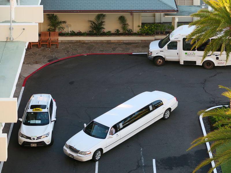 カハラホテルのHertzに車を初めて返却する人に伝えたいアドバイス