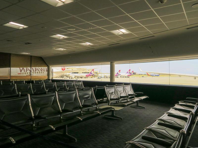 5歳児と1歳児連れでしたホノルル空港での入国審査の体験談