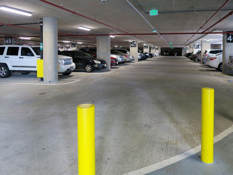 Whole Foods Queenの駐車場を初めて利用した時に戸惑ったこと