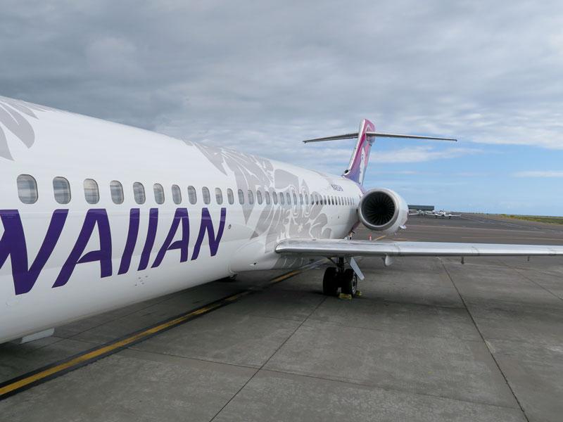 羽田深夜発、乗り換え便で訪れたハワイ島初日のスケジュール例