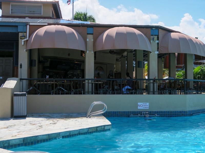 コナ・コースト・リゾートのプールで水泳をした感想