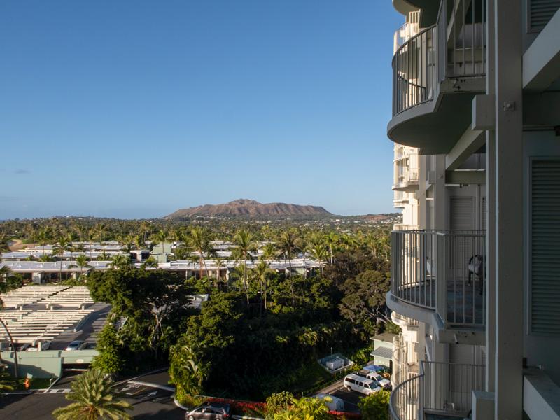 カハラホテルで朝、美しい景色を楽しめた3つの場所