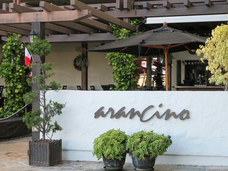 カハラ泊で夕食にアランチーノを予約した時の体験談
