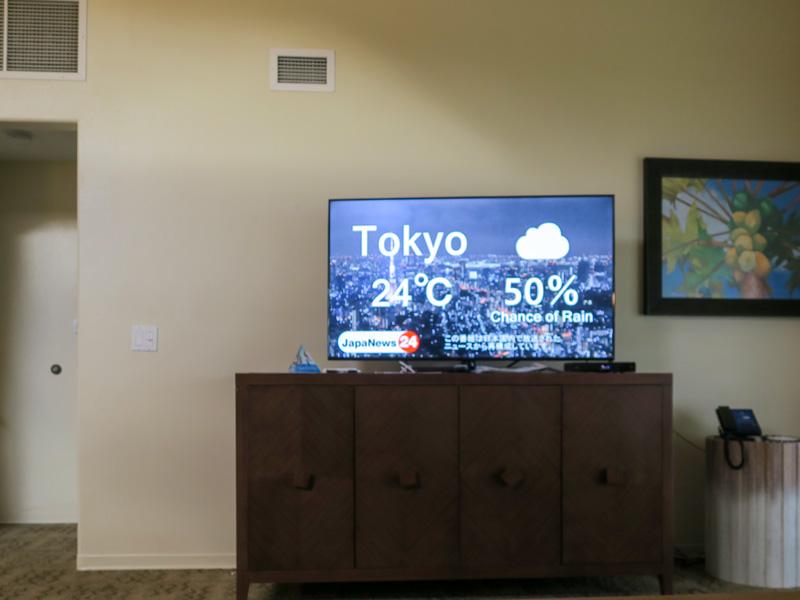 コナ・コースト・リゾート、Fire TV StickのアプリでAirPlayが使えなかった体験談