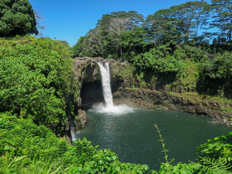 Googleマップでハワイ島ワイルク・リバー州立公園を目的地にする時の注意点