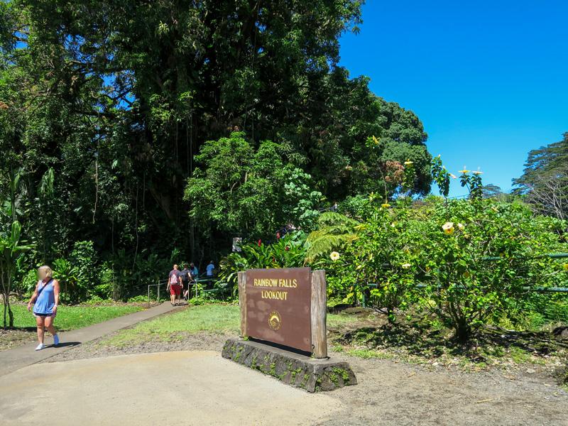 ハワイ島、ワイルク・リバー州立公園で「こうした方が楽しそうだな」と思った見る順番
