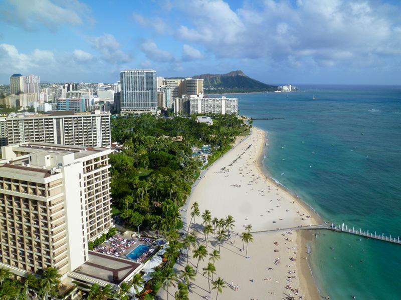 初めてのハワイ旅行でヒルトン・ハワイアン・ビレッジ滞在、部屋の眺望にはこだわった方が良いか