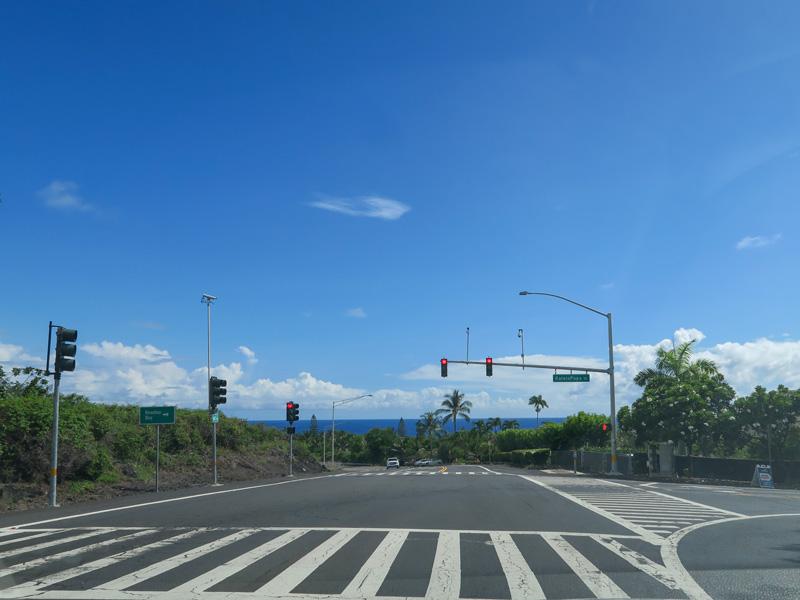 ハワイ島キャプテンクックで絶景を楽しめたドライブコース
