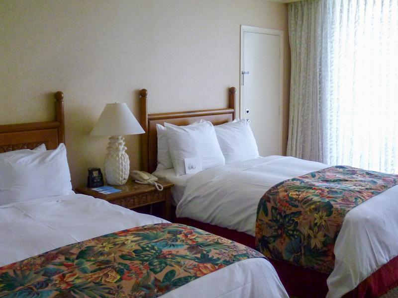 ハワイ旅行で実感したコネクティングルームと2ベッドルームの違い