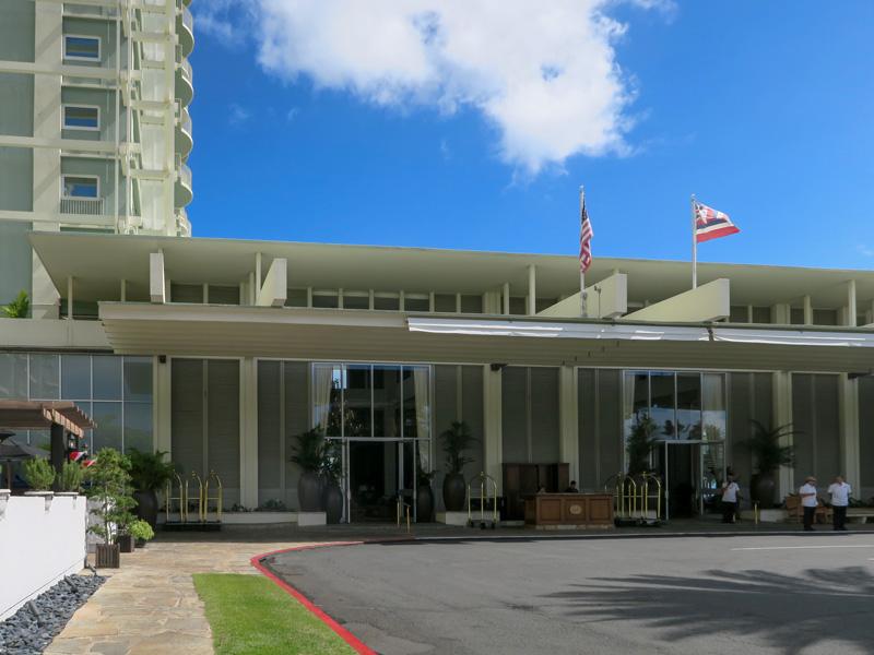 カハラホテルの駐車場をセルフで利用して良かったか?