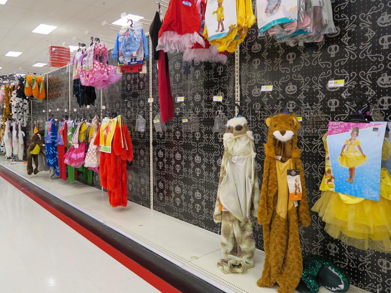 ハワイ島のTargetで「子供用のハロウィンの衣装が手に入るんだな」と思った話