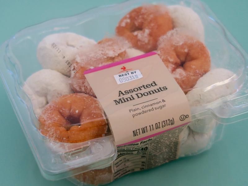 ハワイ島カイルアコナのTargetで買ったドーナツの価格と食べた感想