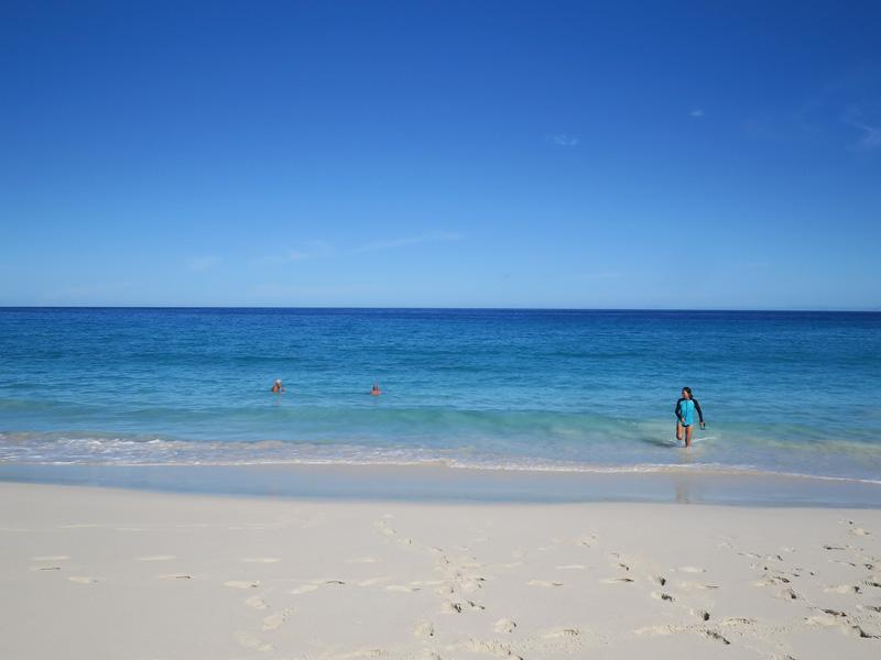 ハワイのビーチに行く前にHawaii Beach Safetyを見て役立った例